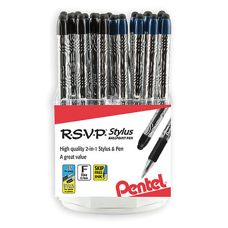 RSVP Stylus Spinner Assortment Display