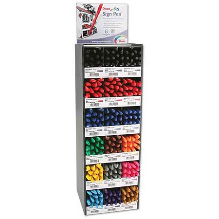 Sign Pen Tower Assortment Display