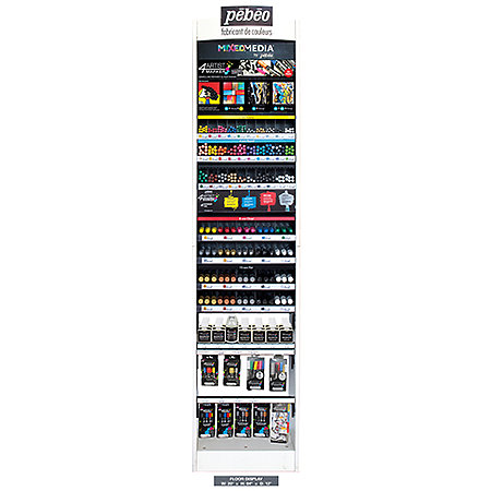 4ARTIST Oil-Based Marker   Long Assortment Display