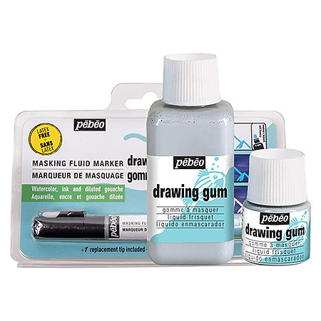 Drawing Gum Latex Free Assortment