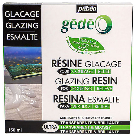 Gedeo Bio-Based Glazing Resin