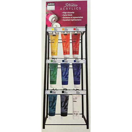 Studio Acrylics 250ml Assortment Display - Single