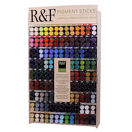 Pigment Stick 100ml Full Line Assortment Display