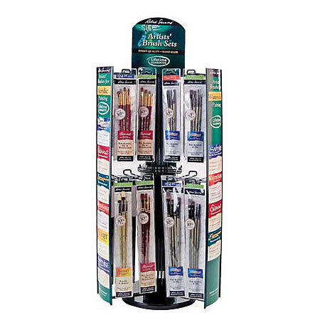 Robert Simmons Brush Set Assortment Display