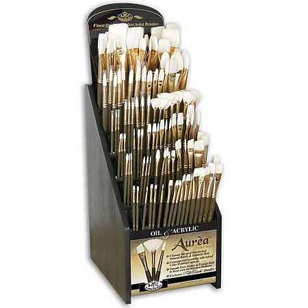 Aurea Brush Assortment Display