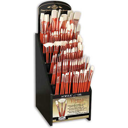 Vienna Brush Assortment Display