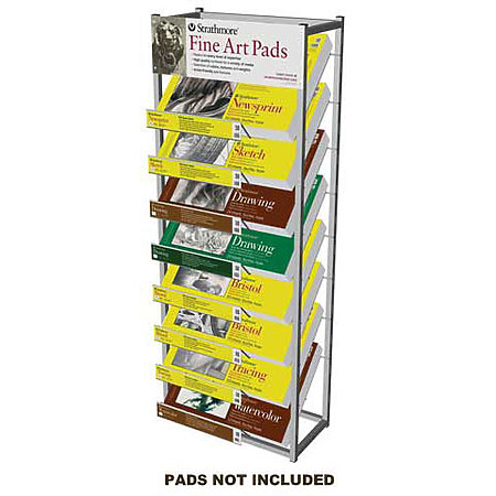 Strathmore Pad Display Rack