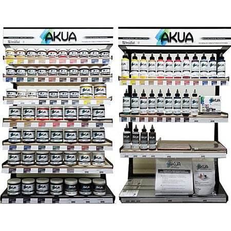 Akua Complete Assortment Display