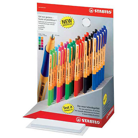 Point Visco Pens Counter Display