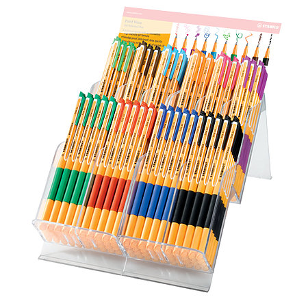 Point Visco Pens 140 Pen Assortment Display