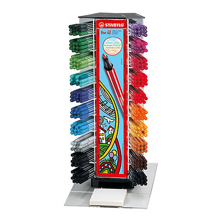 Pen 68 Marker 240-Pen Assortment Display