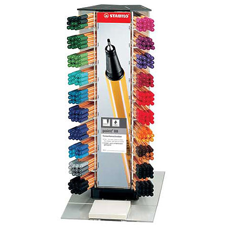 Point 88 20-Color Assortment Display