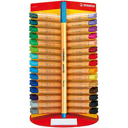 Point 88 25-Color Assortment Display