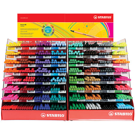 Point 88 47-Color Assortment Display