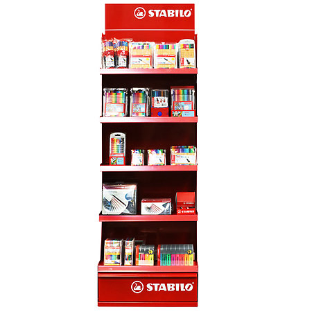 Stabilo Adults Creative Class Tower Assortment Display