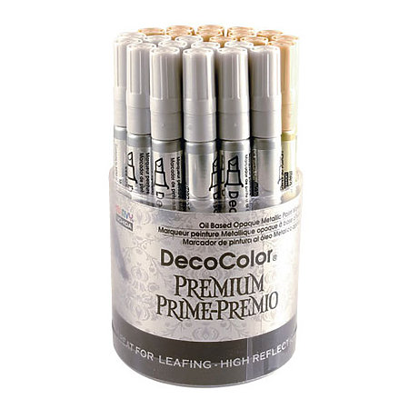 DecoColor Premium Paint Marker Display