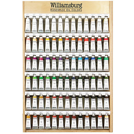Williamsburg 37ml Half Line Assortment Display - Part A