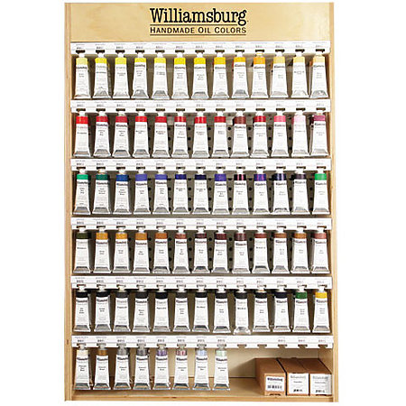 Williamsburg 37ml Half Line Assortment Display - Part B