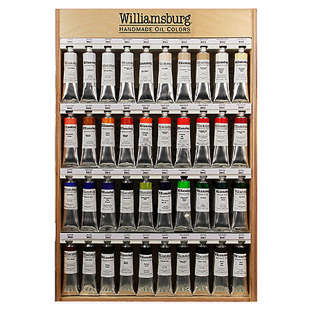 Williamsburg 150ml Half Line Assortment Display - Part A