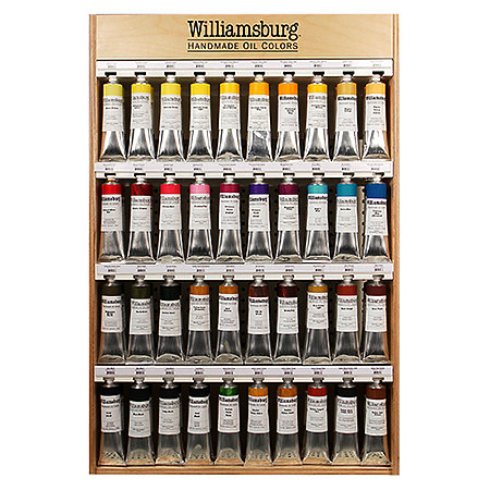 Williamsburg 150ml Half Line Assortment Display - Part B