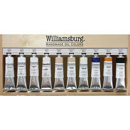 Williamsburg 150ml 10 Top-Selling Assortment Display   Part A
