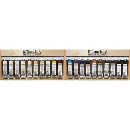 Williamsburg 150ml Top 20 Selling Assortment Display