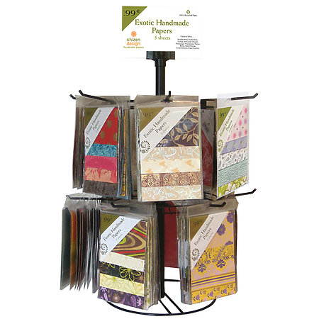 Mini Paper Impulse Packs Assortment & Display