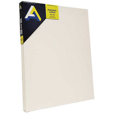 Economy Cotton Stretched Canvas
