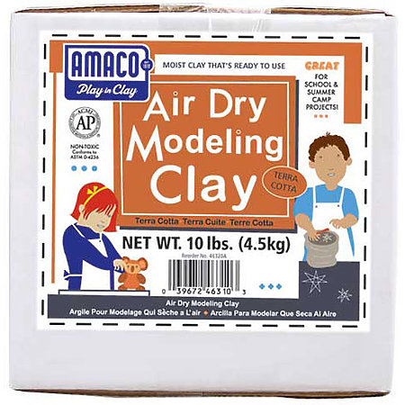 Air Dry Modeling Clays