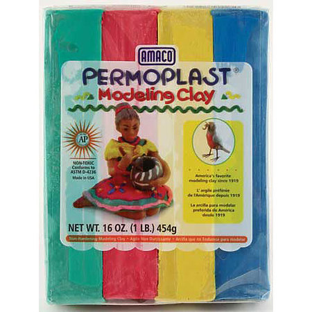Permoplast Modeling Clay