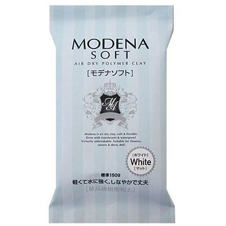 Modena Soft Air Dry Polymer Clay