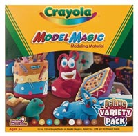 Model Magic Deluxe Color Variety Pack