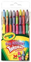 Fun Effects Twistables Crayon Set