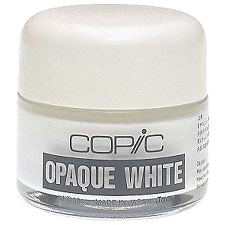 COPIC Opaque White Pigment