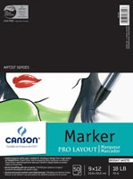 Artist Series Pro-Layout Marker Pads