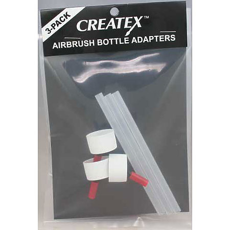Airbrush Bottle Adapters