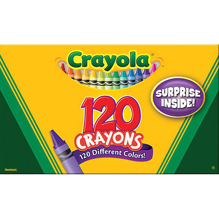 Giant Box of Crayons