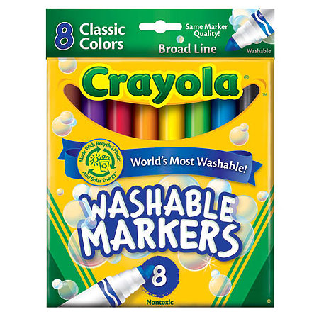 Washable Marker Sets