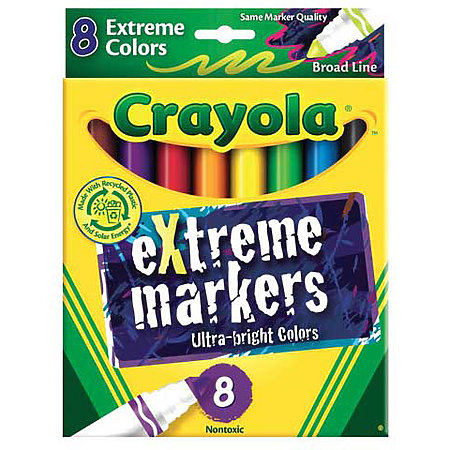 Extreme Markers