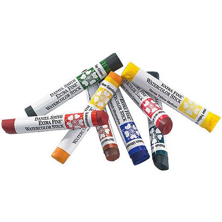 Extra-Fine Watercolor Sticks