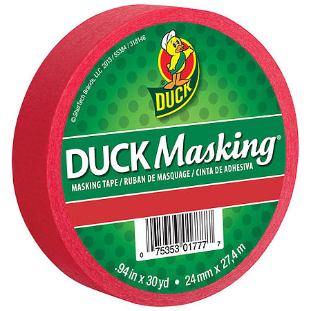 Colored Duck Masking Tape