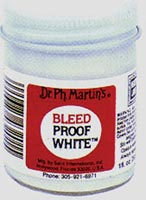 Bleed-Proof White