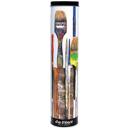 College Synthetics Eco-Student 10-Brush Canister Set