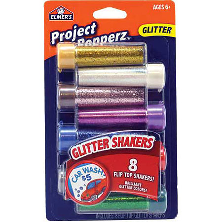 Project Popperz Glitter Shakers