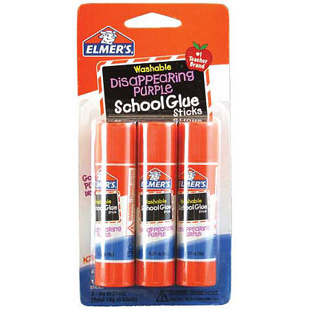 Washable School Glue Sticks