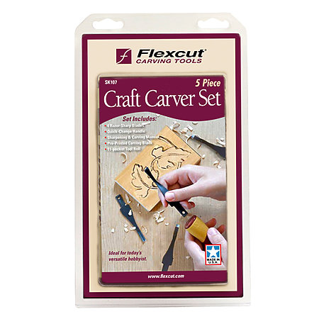 Craft Carver 5-Piece Set