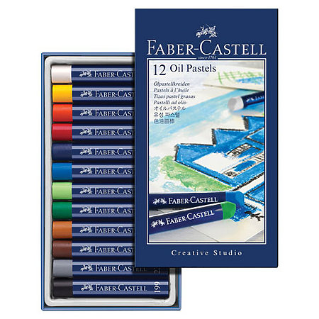 Creative Studio Oil Pastel Sets