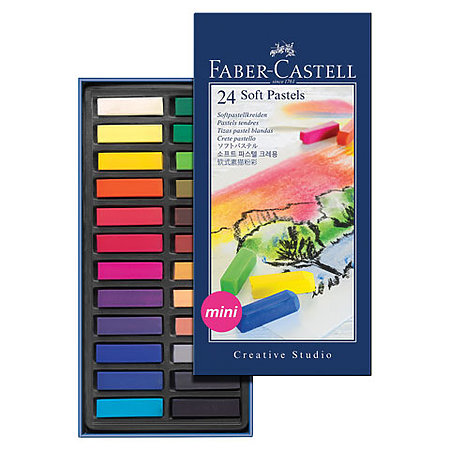 Creative Studio Soft Pastel Sets