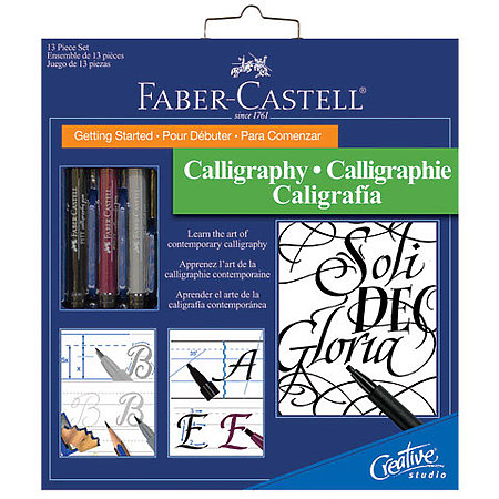 Getting Started Calligraphy Set