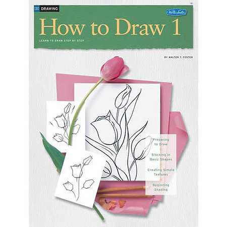 How to Draw and Paint Series Books